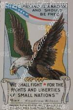 USA Fenian IRB Label Ireland is a nation Old Irish Photo - Size Selectable