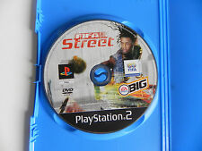 Sony PlayStation2 FIFA Street (PS2) EA Sports Video Game PAL