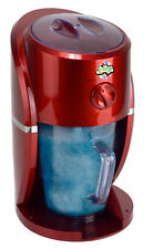 Large Snow cone Maker Machine Frozen Ice Shaver Kit, 6 flavours, cups and straws