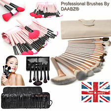 Multi Make up Brush Cream Foundation Powder Contour Cosmetic  pcs Tool Set