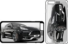 "Porsche Cayenne iPhone 7plus (5.5"") Personalised Phone Case Great Birthday Gift"