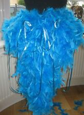 Luxury Feather Bustle/Belt Burlesque/Samba/Showgirl