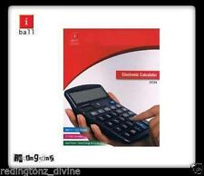 New iBall 12 Digit Electronic Calculator With Dual Power Feature And Big Display