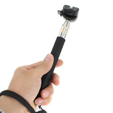 Extendable Handheld Telescopic Self-portrait Tripod Monopod For Gopro 2 3 3 Plus