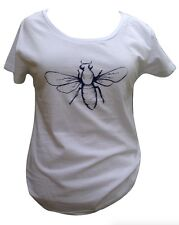 FREE UK Delivery - NEW Bee Design T-Shirt - 4 Colours
