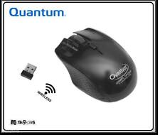 New Quantum QHM253W Wireless Mouse (Black) @Best Price...!