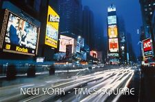 New Neon Panorama New York City Poster CLEARANCE SALE