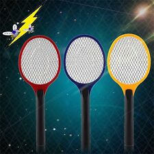 Electric Practical Insect Pest Bug Fly Mosquito Zapper Swatter Killer Racket SW