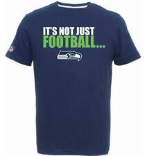 Seattle Seahawks T-Shirt Tee, NFL Football, Majestic, SI BB ´s NON JUST