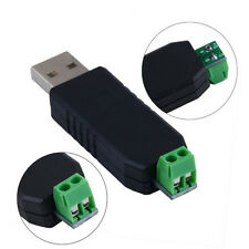 2pcs Anti-jamming USB 2.0 to RS485 Serial Converter Adapter