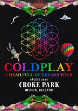 COLDPLAY Croke Park Dublin - 8th July 2017 PHOTO Print POSTER Tour Ireland 061