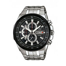Casio Analog Business Edifice  Silver  Mens Watch EFR-549D-1A8