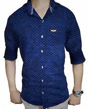 MarkVan Branded Men Casual Shirt Cotton