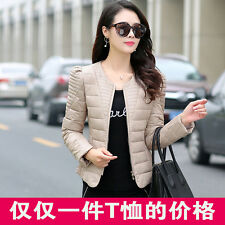 [Every day special] autumn and winter coat short paragraph cotton warm cotton