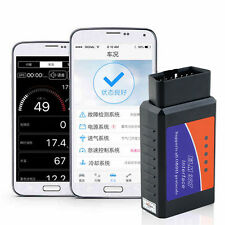 ELM327 OBD2 Car Diagnostic Scanner CAN-BUS Bluetooth/WiFi for ANDROID  SW