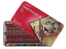 PASTEL PENCILS DERWENT - CONFEZIONE12-24- 36 MATITE COLORATE