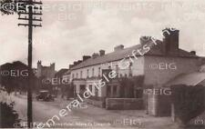 Old photo of Dunraven Arms Hotel, Adare, Limerick vintage style Old Irish Print