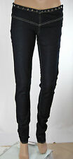 Jeans Donna Pantaloni MET  Made in Italy Woman Trousers Dover C702 Tg 25 27 28