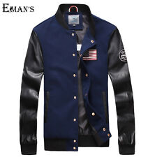 Fashion4India Designer Men's Semi Leather Casual Stylish Slim Fit Jacket For Men