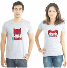 Couples tshirt - Batman Batgirl Couples tshirts
