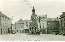 Monaghan Town - The Diamond vintage style Old Irish Photo Size Selectable