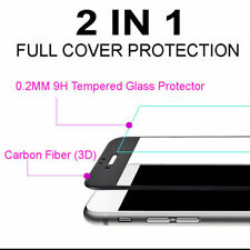 FULL BODY 3D TEMPERED GLASS Full Body Screen Protector For Apple iPhone 7