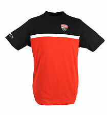 Neuf Official Ducati Corse Rouge T-Shirt 14 36010