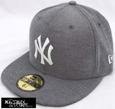 NEW ERA MLB CHARM FIFTY 59FIFTY FITTED CAP - NEW YORK YANKEES