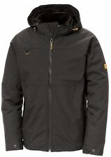 Caterpillar CAT 1310017 Chinook black waterproof breathable jacket size S-4XL