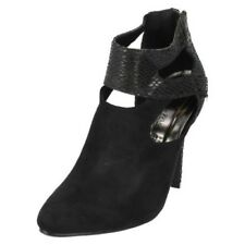 Mujer Spot On Botines Label F50356