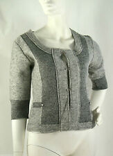 Giacca Donna Elegante Pullover  AMAMI in Lana Cotta Made in Italy D051 Tg. S M