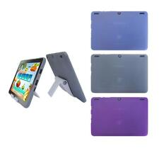 """Stand Holder + TPU Case Cover for Insignia Flex 10.1"""" NS-P10A7100 / NS-P10A8100"""