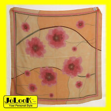 Foulard poliestere cm.90x86 made in Italy - Varie Fantasie