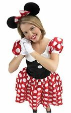 Minnie Mouse Fancy Dress Costume Ladies TV and Film Costumes