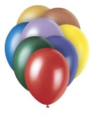 """12"""" High Quality LATEX BALLOONS - 16 Colours (Decoration/Birthday/Party)"""