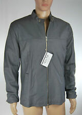 Giubbotto Uomo Pelle PATRIZIA PEPE Made in Italy Jacket D702 Tg 54 (rrp 290€)