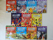 Knowledge Masters Book (Choice of 11 Books)