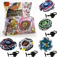 Beyblade 4D Metal Master Fusion Top Rapidity Fight Launcher Set Kid's Toy Game
