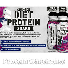330ml Ready to Drink Protein Grenade Diet Protein Shake Rtd Less than 150 Cals