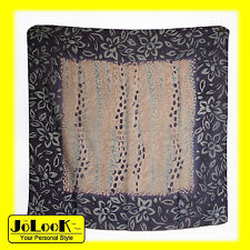 Foulard 100% poliestere cm.87x87 - made in italy - Varie Fantasie