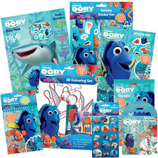 DISNEY FINDING DORY - Colouring/Activity/Sticker/Busy Packs  (Kids/Gift/Xmas)
