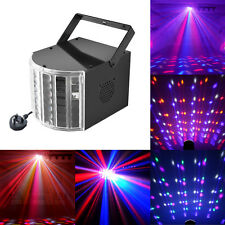 6LED Magic Effect DMX512 Butterfly Stage Lights for KTV Xmas Party Wedding Club
