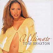 ULTIMATE TONI BRAXTON - GREATEST HITS CD - UNBREAK MY HEART / BREATHE AGAIN +