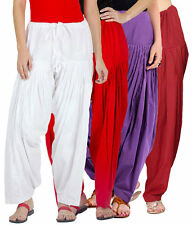 RamE 100 % coton  Punjabi Patiala Salwar or pajama for ladies @349 Only