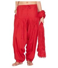 RamE 100 % cotton  Plain Punjabi Patiala Salwar or pajama for ladies @349 Only