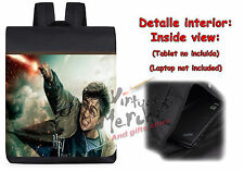 MOCHILA POTTER HARRY 7 HOGWARTS backpack rucksack ES