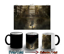 TAZA MAGICA ANIMALES FANTASTICOS ENCONTRARLOS MAGIC MUG tasse es