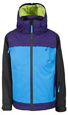 Trespass Wotsan Boys Ski Jacket Waterproof Insulated Coat