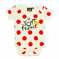 Le Tour de France - Body Bébé Tour de France Officiel - Blanc