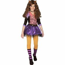 Costume licence monster high clawdeen wolf